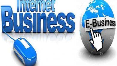 تصویر از کسب و کار اينترنتی و تناسبات کاری آن