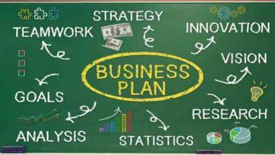 تصویر از طرح توجیهی فنی و اقتصادی (Business Plan)