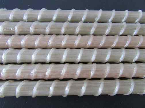 مقاومت میلگرد های شیشه ای FRP در برابر جریان الکتریکی