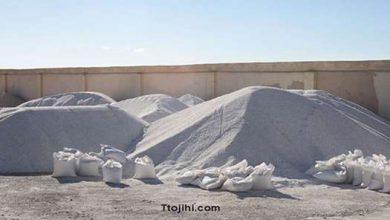 طرح توجیهی تولید پودر سنگ