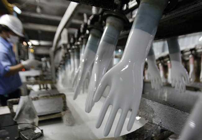 تصویر طرح تولید دستکش