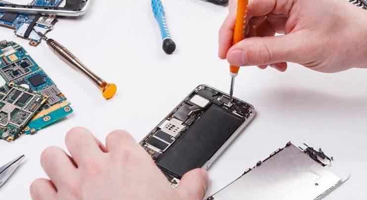 تصویر آشنایی با خدمات و تعمیرات موبایل-تی توجیهی