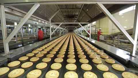 طرح توجیهی تولید کیک و کلوچه صنعتی