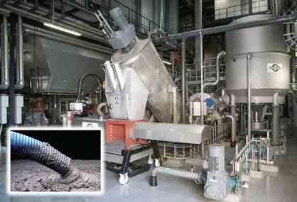 تصویر دستگاههای خط تولید خمیر کاغذ
