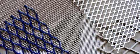 تصویر انواع توری فلزی