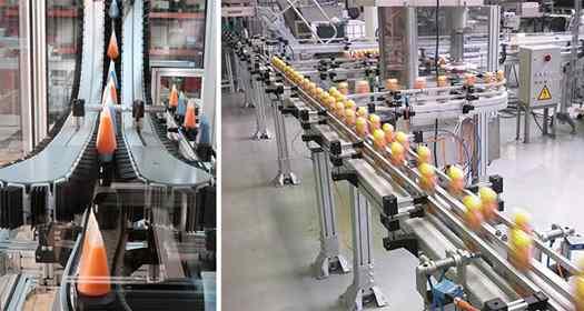 تصویر خط تولید محصولات آرایشی و بهداشتی