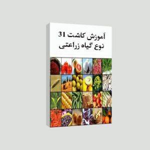 پکیج آموزش کاشت گیاهان زراعتی (31 نوع گیاه زراعی)