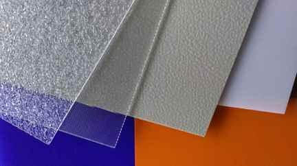 تصویر انواع ورق پلی کربنات