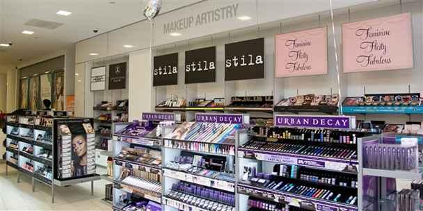تصویر رقبای قدرتمند فروشگاه لوازم آرایشی
