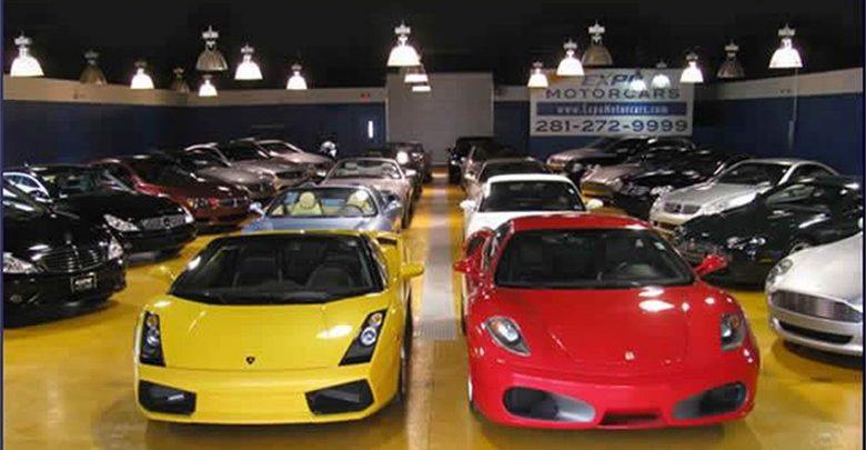 طرح توجیهی نمایشگاه اتومبیل
