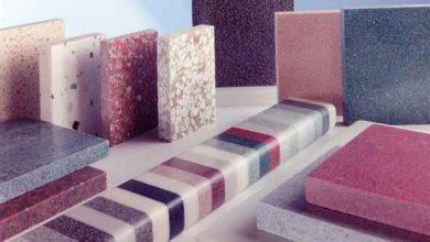 تصویر از طرح تولید سنگ مصنوعی