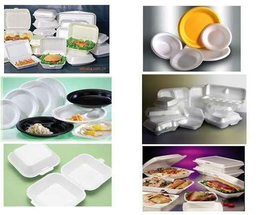 موارد کاربرد ظروف یکبار مصرف