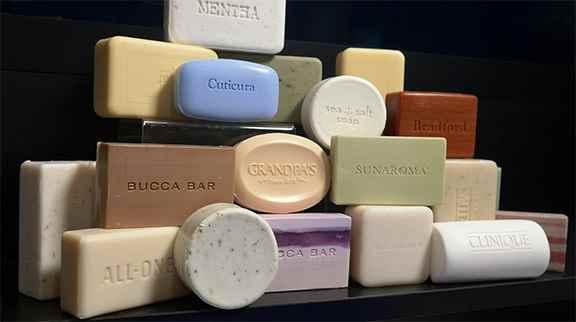 طرح توليد صابون بهداشتی