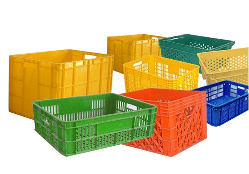 طرح تولید سبد یا جعبه پلاستيكی ميوه ، شیر ، نوشابه