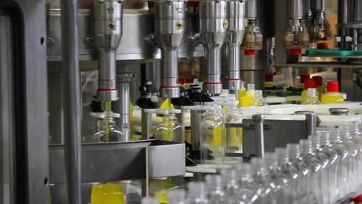 تصویر خط تولید مواد شوینده