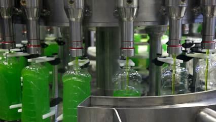 فرآیند تولید مواد شوینده