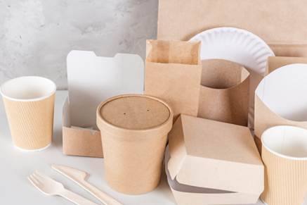 طرح توجیهی توليد ظروف كاغذی يكبار مصرف ، لیوان کاغذی