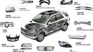 تصویر از طرح توليد قطعات پلاستيكی خودرو (تولید سپر خودرو)
