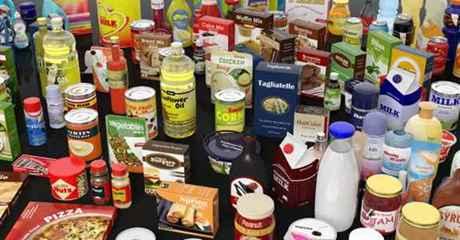 تصویر محصولات مجتمع صنایع غذایی