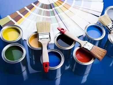 تصویر رنگهای صنعتی