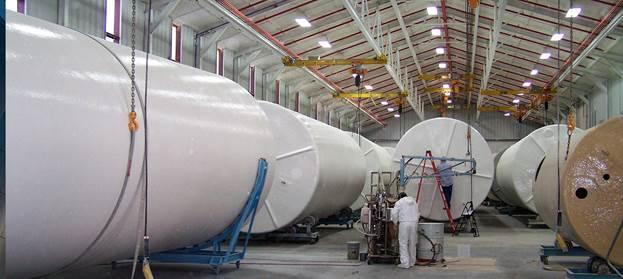طرح توليد تانک گاز مايع ، تولید سيلندر گاز مايع