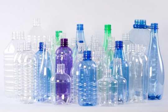 تصویر انواع بطری پت (pet)