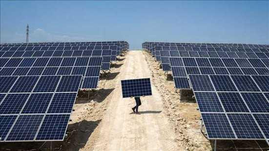 طرح احداث نیروگاه خورشیدی