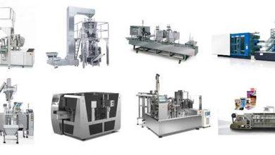 تصویر از طرح تولید دستگاه ها و ماشین آلات بسته بندی مواد غذایی