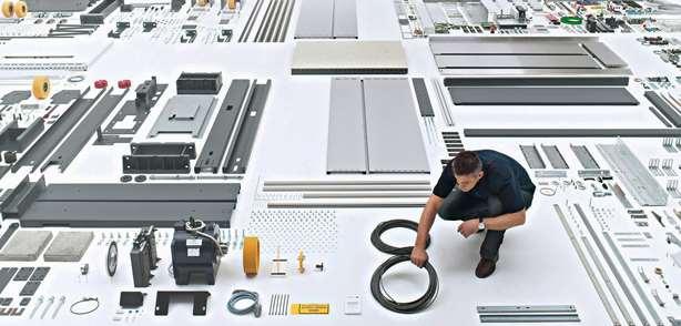 تصویر تجهیزات و قطعات آسانسور