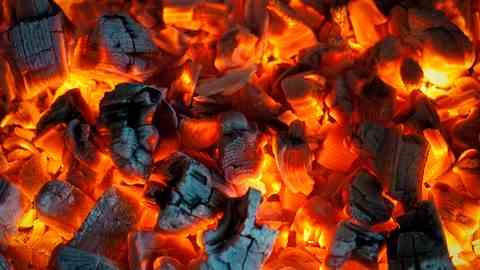 تولید زغال از ضایعات چوب