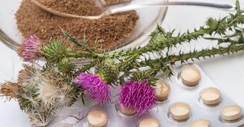 طرح کاشت گیاه خارمریم یا ماریتیغال