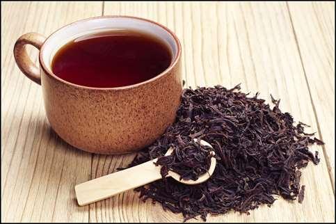 فرآيند توليد و بسته بندی چای سياه