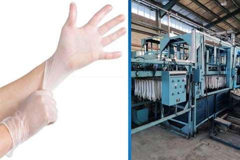 تولید دستکش لاتکس