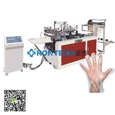 تصویر دستگاه تولید دستکش پلاستیکی
