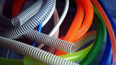 تصویر از طرح توليد لوله پليكا ، خرطومی و شيلنگ آب