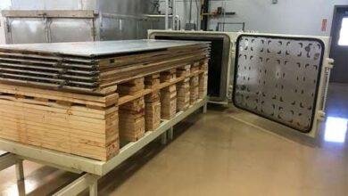 تصویر از طرح توجیهی احداث واحد توليد چوب خشک كن صنعتی