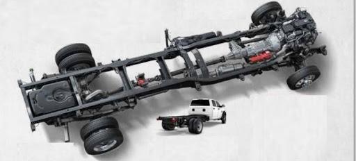 طرح توجیهی تولید شاسی خودرو