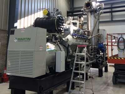 مولدهای تولید همزمان برق و حرارت سی اچ پی