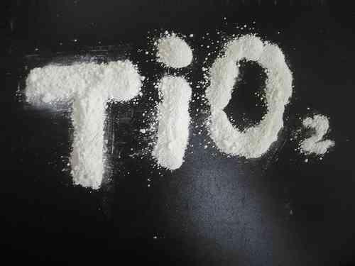 موارد کاربرد دی اكسيد تيتانيوم