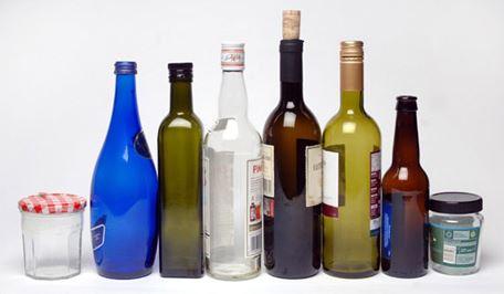 طرح توجیهی تولید بطری شيشه ای از خرده شیشه