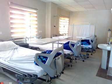 نمایی از طرح احداث درمانگاه