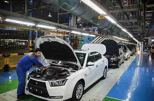 کاربرد ورق فولادی در خودروسازی