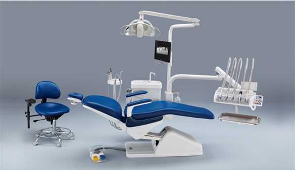 یونیتهای دندان پزشکی